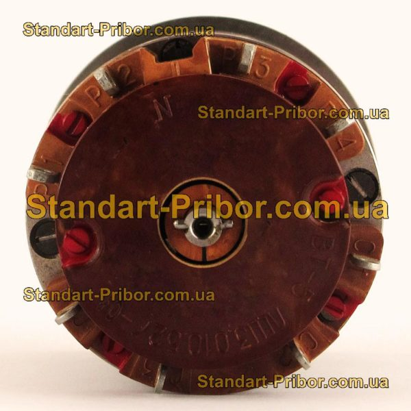 ВТ-5 ЛШ3.010.527-00 кл.т. Б трансформатор вращающийся - изображение 5