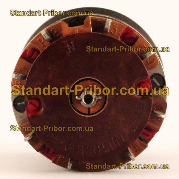 ВТ-5 ЛШ3.010.527-03, кл.т. 0 трансформатор вращающийся - изображение 5