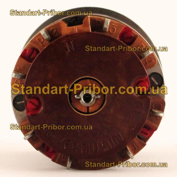 ВТ-5 ЛШ3.010.527-03 кл.т. Б трансформатор вращающийся - изображение 5