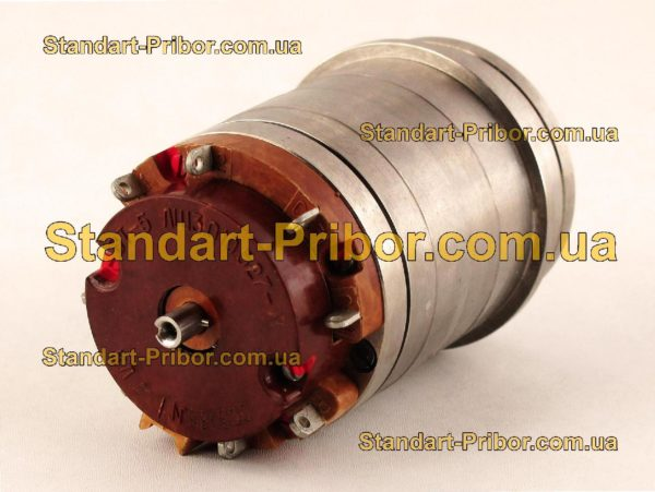 ВТ-5 ЛШ3.010.527-07 кл.т. 0 трансформатор вращающийся - фотография 1