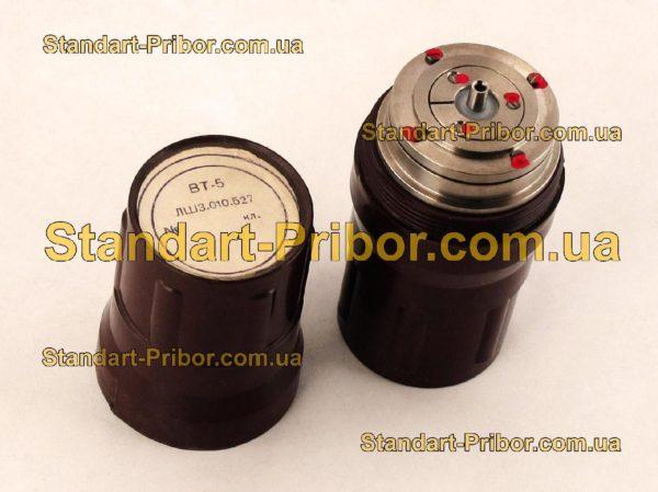 ВТ-5 ЛШ3.010.527-08 кл.т. 1 трансформатор вращающийся - фото 3