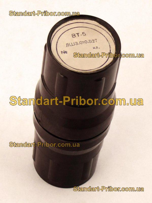 ВТ-5 ЛШ3.010.527-08 кл.т. 1 трансформатор вращающийся - фотография 4