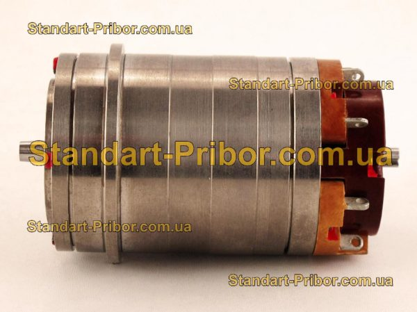 ВТ-5 ЛШ3.010.527-12 кл.т. 0 трансформатор вращающийся - фотография 7