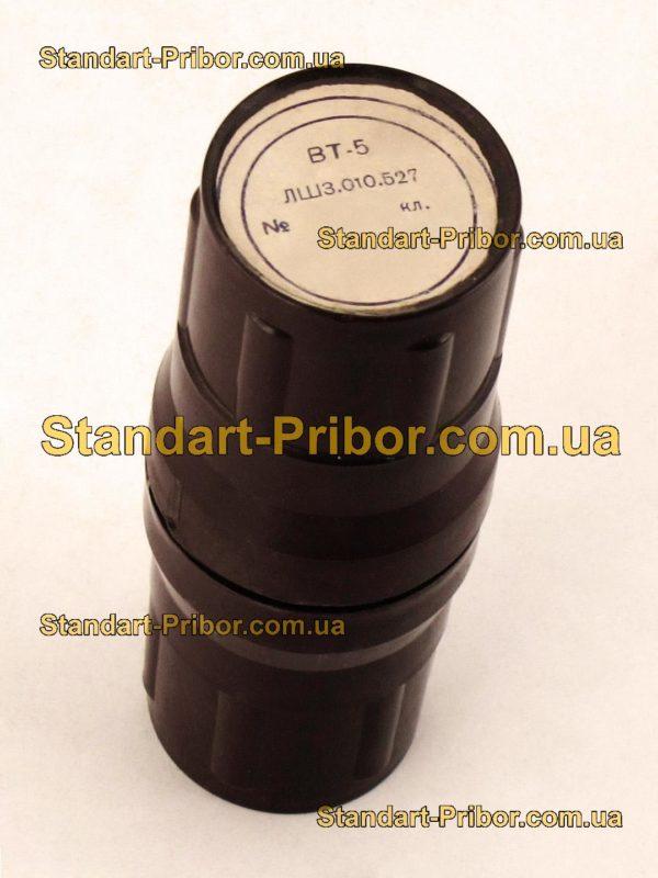 ВТ-5 ЛШ3.010.527-12 кл.т. А трансформатор вращающийся - фотография 4