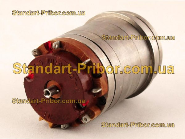 ВТ-5 ЛШ3.010.527-13 кл.т. 0 трансформатор вращающийся - фотография 1