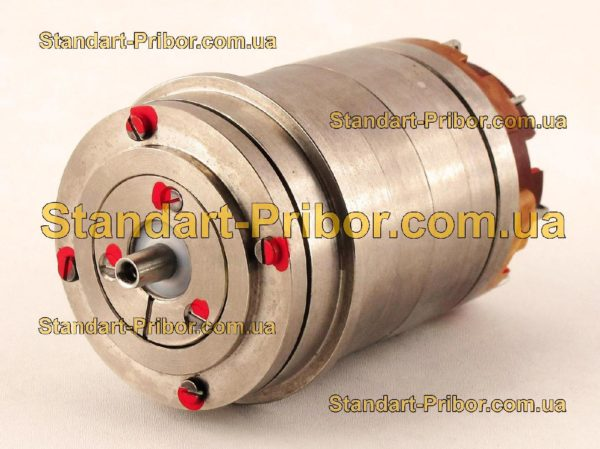 ВТ-5 ЛШ3.010.527-13 кл.т. 0 трансформатор вращающийся - изображение 2