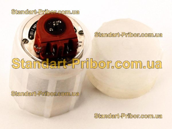 ВТ-7 КФ3.031.122 кл.т. А трансформатор вращающийся - фото 3