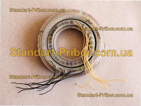 ВТ71-6-0.09/0.8-0.16/0.56 трансформатор вращающийся - изображение 2