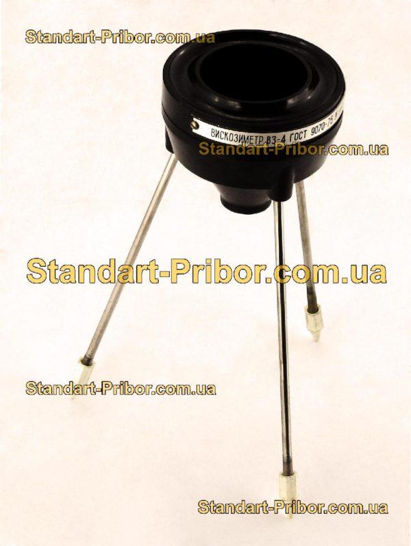 Вз-4 (В3-4) вискозиметр - фотография 1