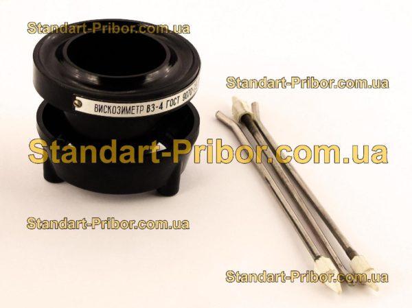 Вз-4 (В3-4) вискозиметр - фото 6