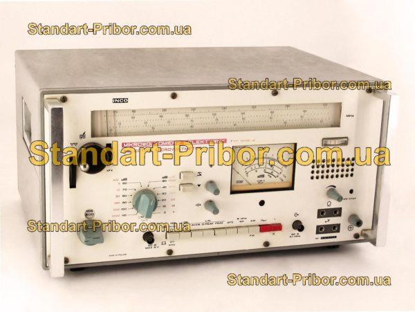 WMS-4 микровольтметр селективный - фотография 1