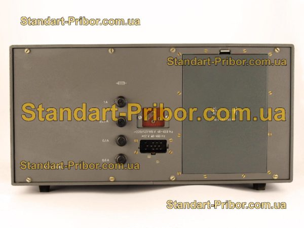 WMS-4 микровольтметр селективный - фотография 4