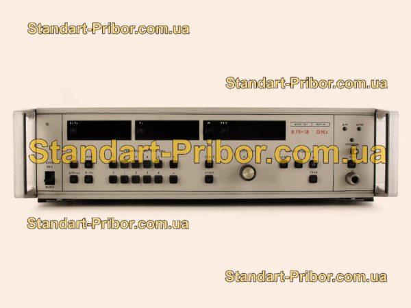 Я2Р-76 блок генератора качающейся частоты - изображение 2