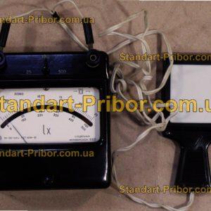 Ю16 люксметр фотоэлектрический - фотография 1